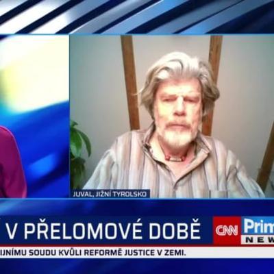 Interview 31.3.2021 - Reinhold Messner