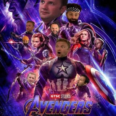 Ralph Sutton THANOS SNAPS Avengers Endgame Episode 62 GTSC Podcast