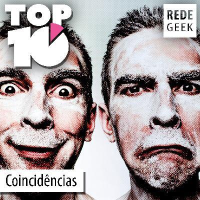TOP 10 – Coincidências
