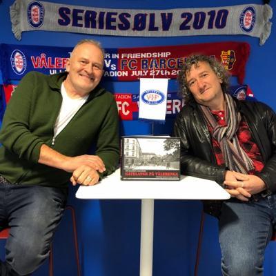 Episode 40: Enga på pod med Bjørn Arild Gjerdalen og Reiner Schaufler