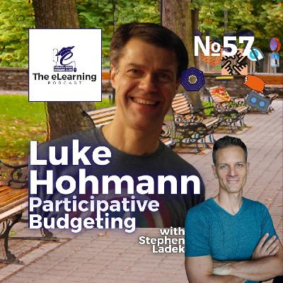 Engaging Civics, Finance lessons through Participate Budgeting with Luke Hohmann, FirstRoot