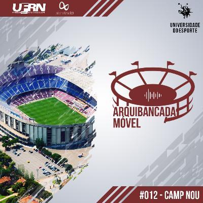 Arquibancada Móvel - Camp Nou - #012