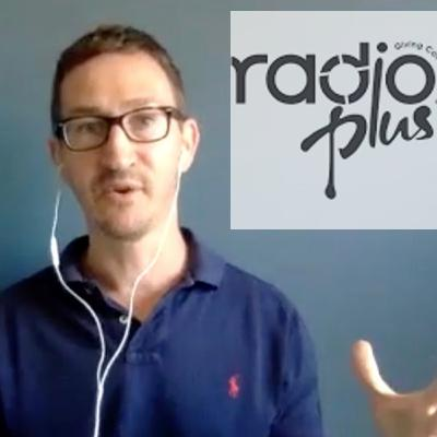 Interview with Christoph on Radio Plus' Health & Wellbeing Show