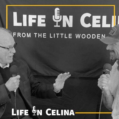 What the Gigabit? The Ambassador of Celina gets to brag