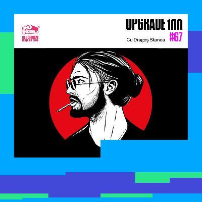 #67 MURDAR. Primul podcast fiction. O discuție despre viitorul conținutului audio în format digital
