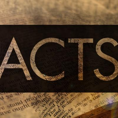 Acts Series - Part 5
