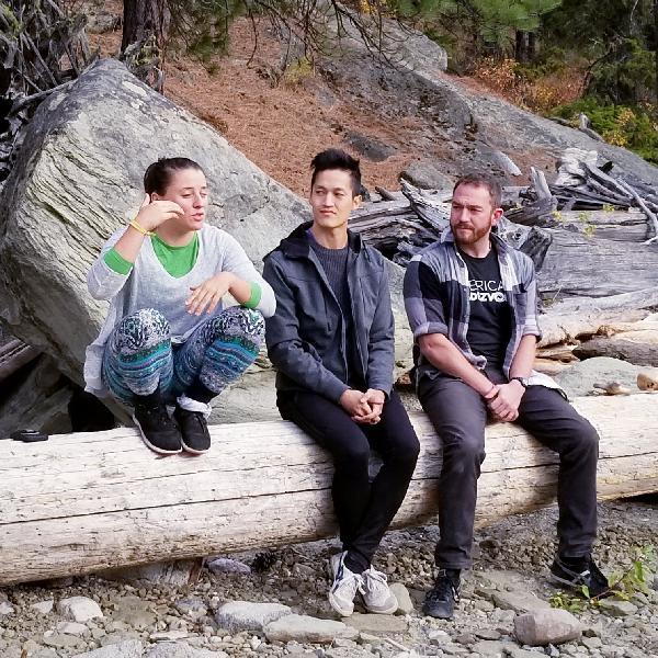 #001 - Adam McClellan, Caitlin Pontrella, & Alan Tran | Art of Retreat