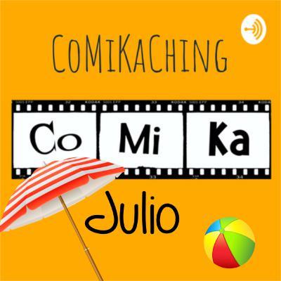 CoMiKaching Julio