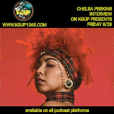 Interview with Chelsea Perkins S2: Ep 5