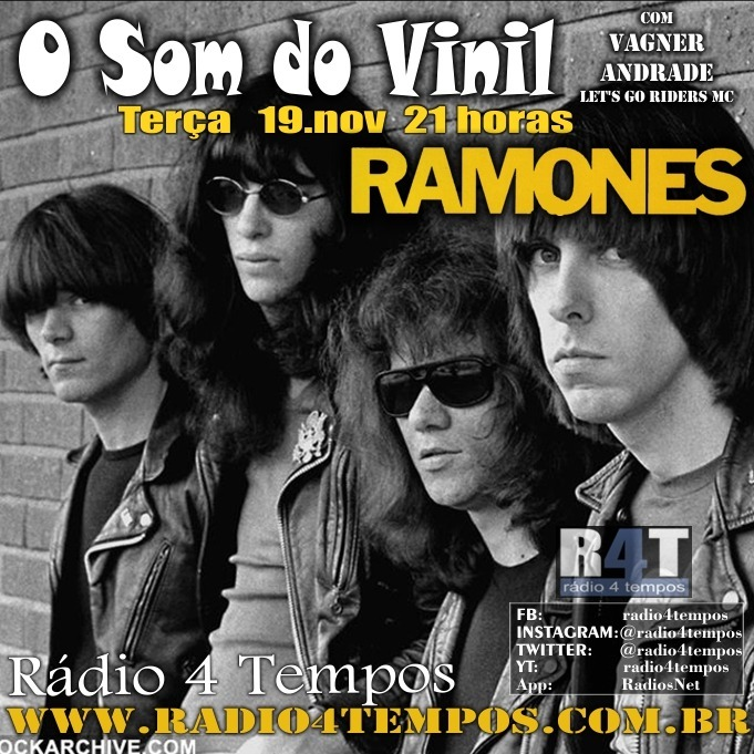 Rádio 4 Tempos - Som do Vinil 21:Rádio 4 Tempos