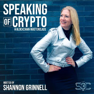 SOC079. Jenny Shaver, COO at SALT Lending, on Crypto Backed Lending vs Traditional Banking WCW001.
