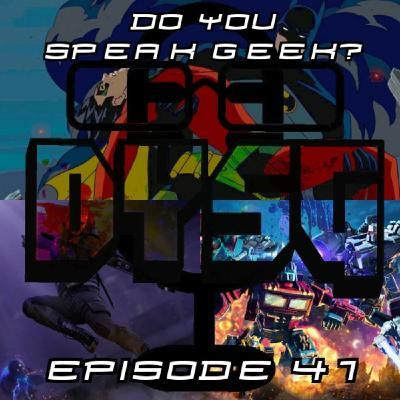 Episode 41 (Death In The Family, Marvel's Avengers, The Witcher Prequel, Transformers: War For Cybertron and more)