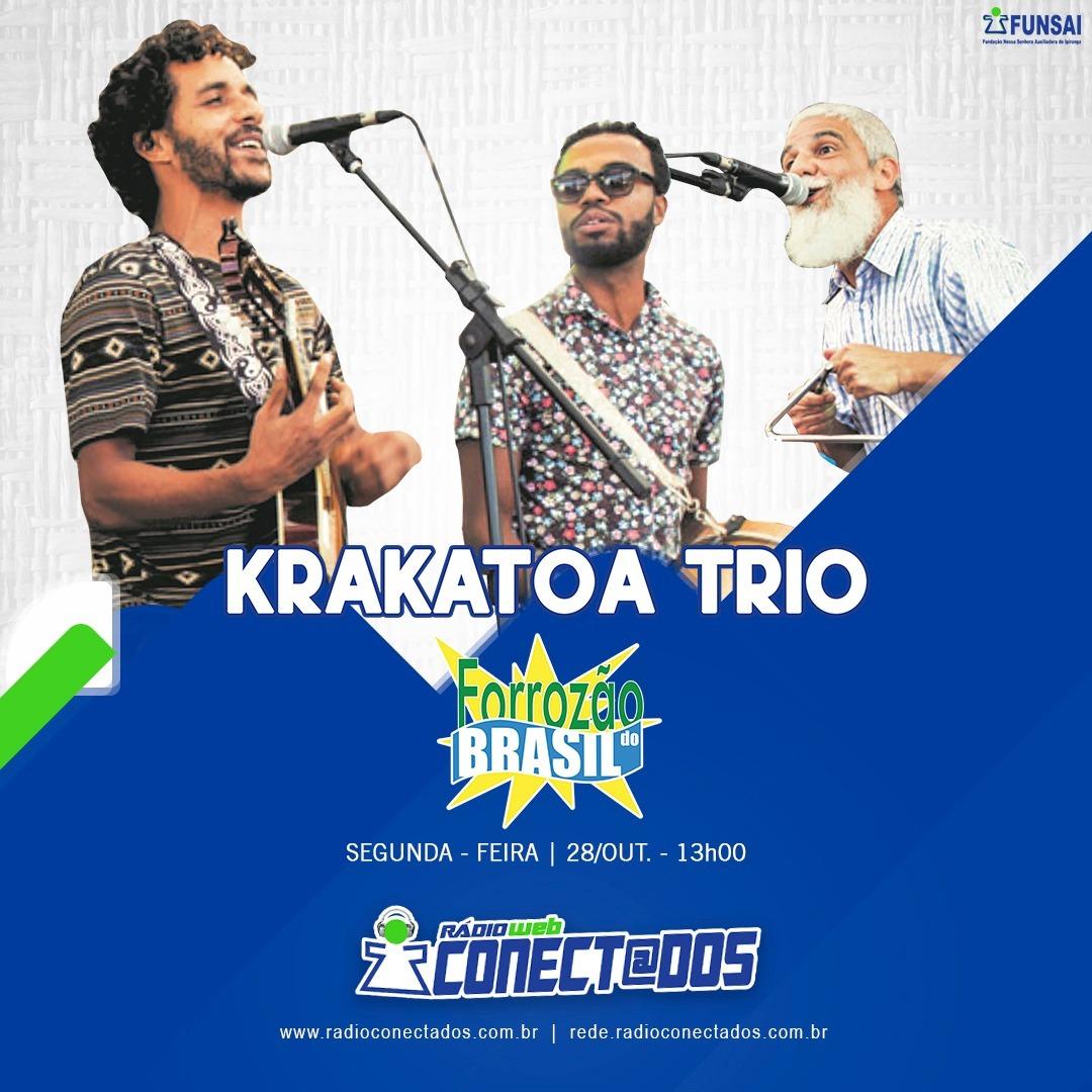 Forrozão do Brasil 28-10-2019 - Krakatoa Trio