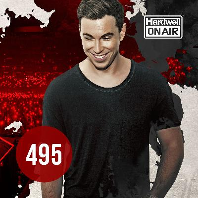 Hardwell On Air 495