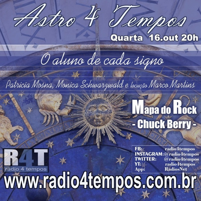 Rádio 4 Tempos - Astro 4 Tempos 20:Rádio 4 Tempos