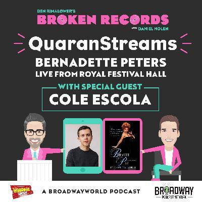 Episode 40: Cole Escola (Bernadette Peters Live from Royal Festival Hall)