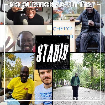 Summer Special: Stadio's Musa Okwonga