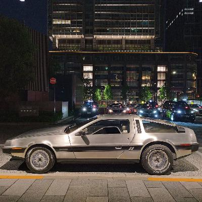 Delorean owner from Tokyo! Peter is my guest | 204