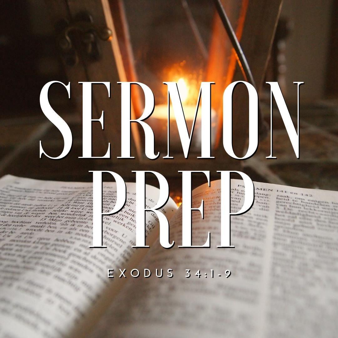 Sermon Prep: Season 1 Episode 6