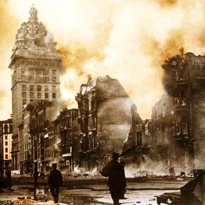 San Francisco Noir: America's Bad Dream