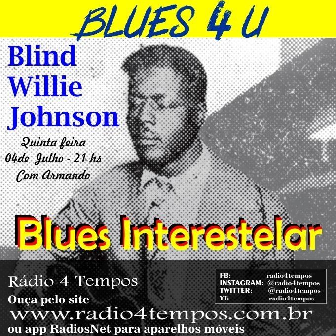 Rádio 4 Tempos - Blues 4 U 10:Rádio 4 Tempos