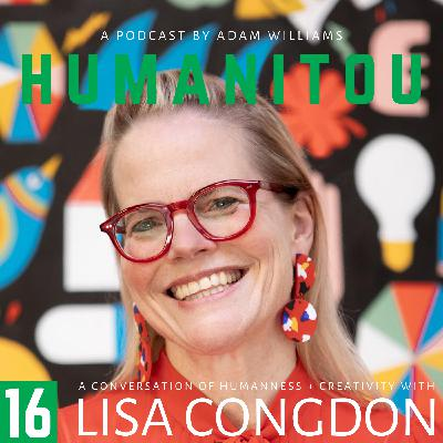 16: Lisa Congdon, illustrator & author, on failure, impostor syndrome, LGBTQ rights, meditation, breast cancer and being a change-agent