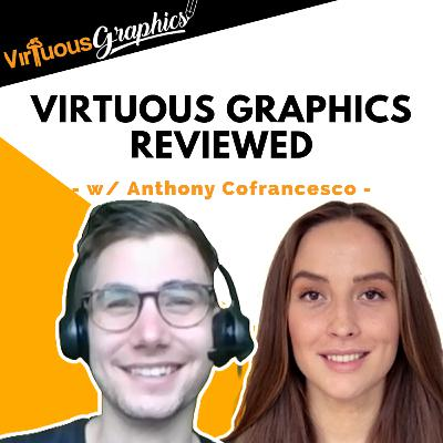#19 - Anthony Cofrancesco Behind the Scenes: Virtuous Graphics Review & Private Insights