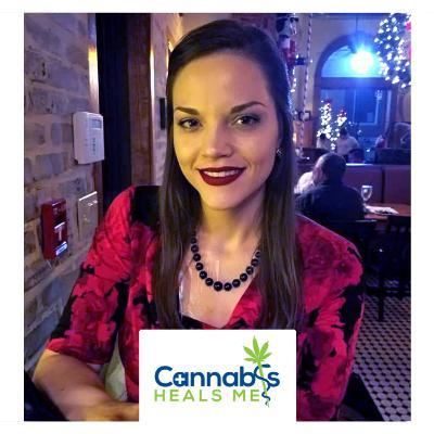 Ep. 104 - Sarah Morris - Cannabis for Dysautonomia
