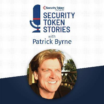 "Patrick Byrne (Episode #17 - ""A Blockchain Tech Stack For Civilization"")"