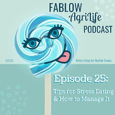 Tips for Stress Eating & How to Manage it - Episode 25