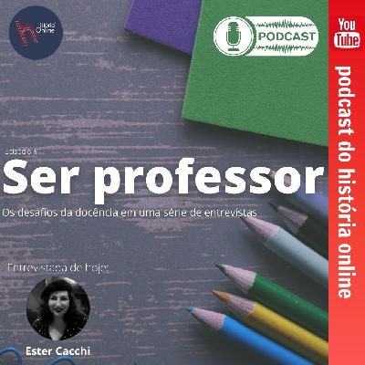 Ser Professor: nova série de podcast do HO