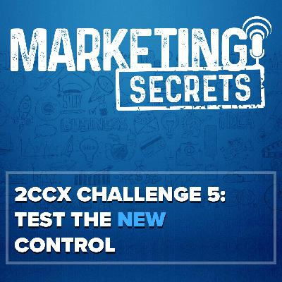 2CCX Challenge 5: Test The New Control