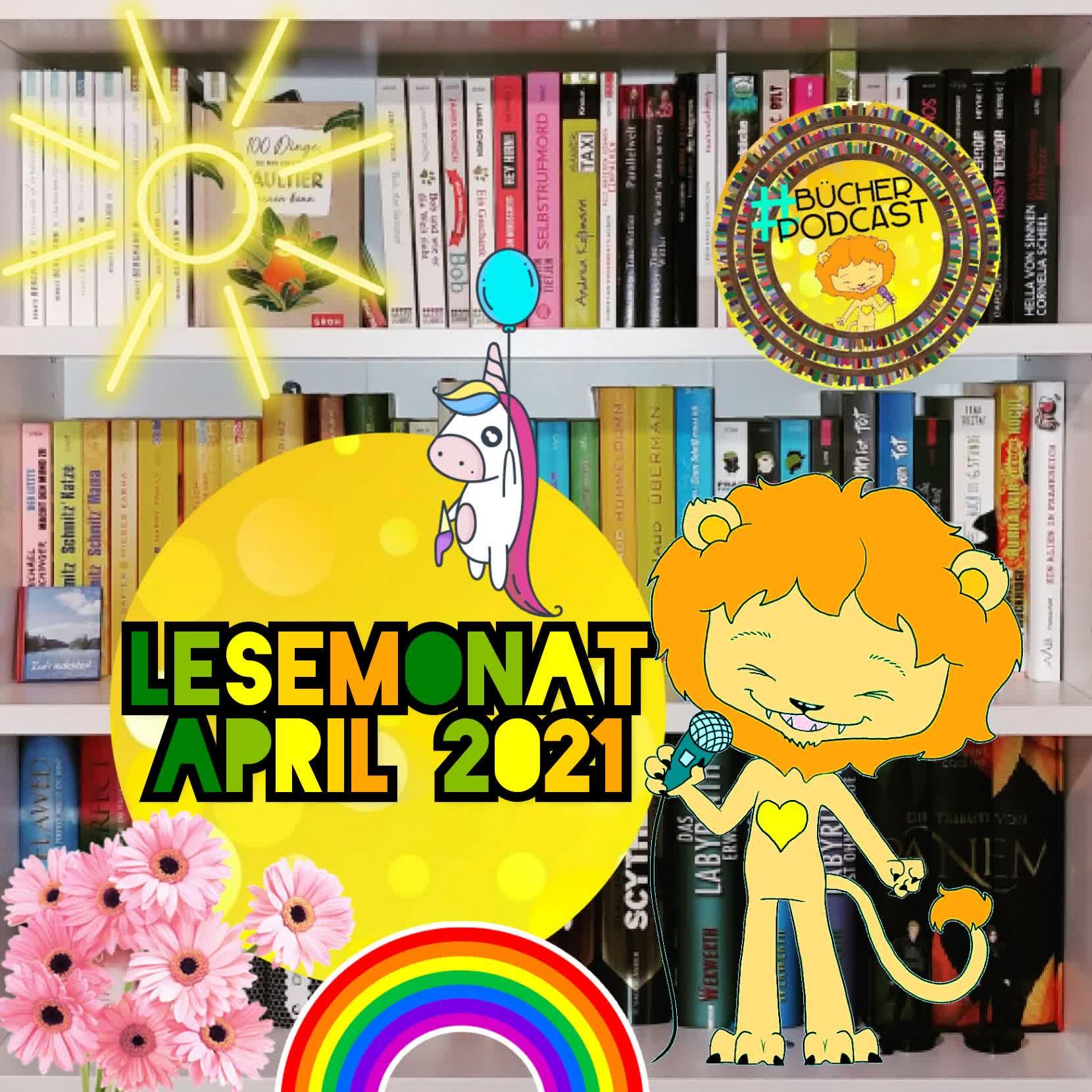 Lesemonat April 2021