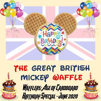 Wafflers: Age of Cardboard - Birthday Special - June 2020