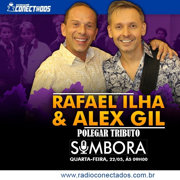 Simbora - Tributo Polegar com Rafael Ilha - 22-05-2019