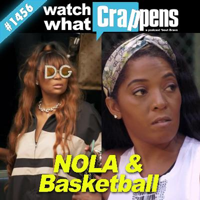 RHOA Married2Med: NOLA & Basketball