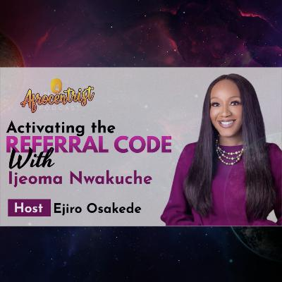 Activating The Referral Code