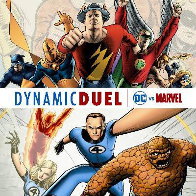 EPISODE 200: JSA vs Fantastic Four