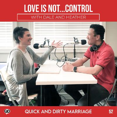 Love is not...Control