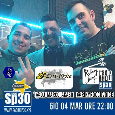 RikyJay Radio Show - ST.2 N.63 - EMIBYKE