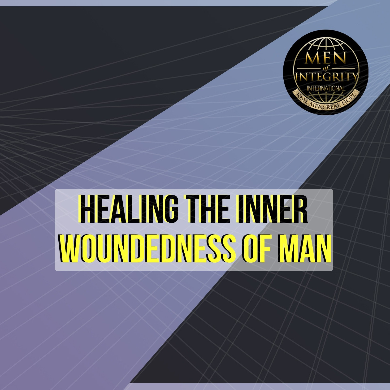 Healing the Inner Woundedness of Man