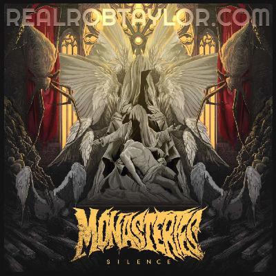 "EP PREVIEW: MONASTERIES, ""SILENCE"""