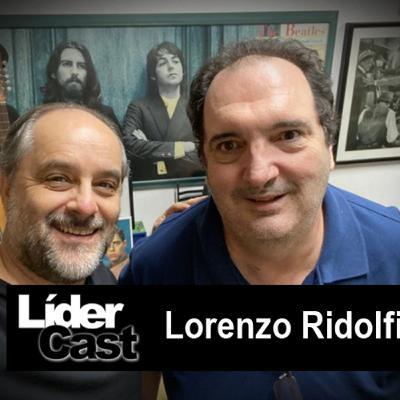 LiderCast 205 - Lorenzo Ridolfi