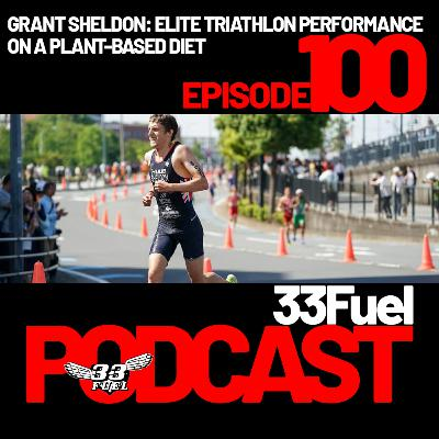 Elite triathlon performance on a plant-based diet