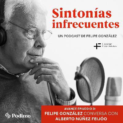 Avance episodio 3: Pactos y convivencia. Felipe González conversa con Alberto Núñez Feijóo