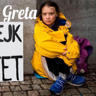 Greta y el Calentamiento Global