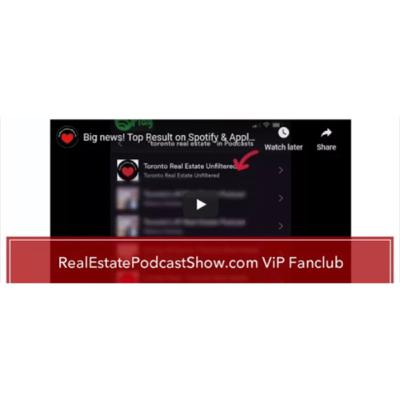 Episode 311: RealEstatePodcastShow.com VIP Fanclub