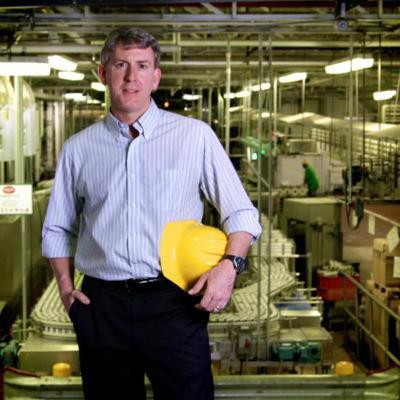 Operationalising an Organisation's Purpose with Kris Sirchio