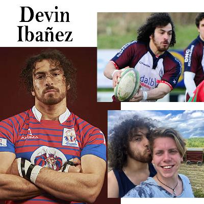 Harvey Brownstone Interviews Devin Ibañez, First Openly Gay Pro Rugby Player
