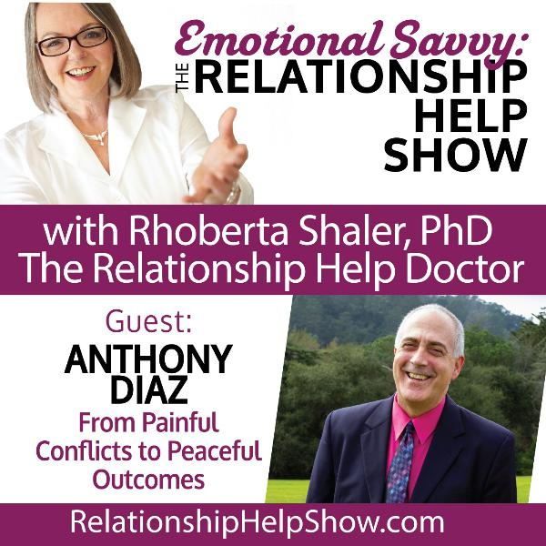 What About Mediation? And, Debunking Divorce As Failing or Not Good For the Kids  GUEST: Anthony Diaz